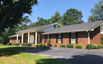 Cherokee County Single Family Home For Sale: 415 Wells Road