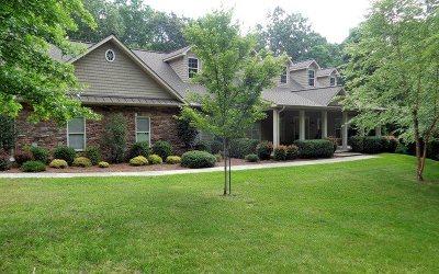 Blairsville Single Family Home For Sale: 170 Orchard Drive