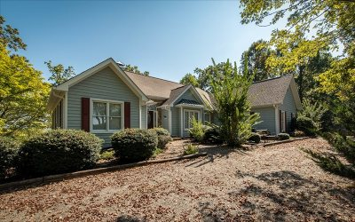 Hayesville Single Family Home For Sale: 58 Eagles View Lane