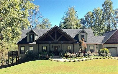 Hayesville Single Family Home For Sale: 143 Ash Road