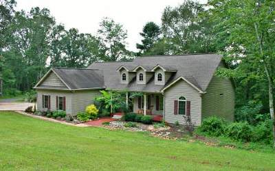 Ellijay Single Family Home For Sale: 820 Pleasant Grove Rd.