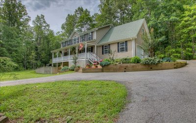 Union County Single Family Home For Sale: 195 Rolling Hills Drive