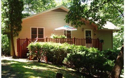 Young Harris Single Family Home For Sale: 4550 Timberline Drive