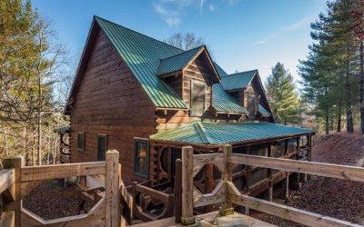 Blue Ridge Single Family Home For Sale: 96 Jw Way