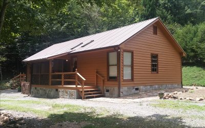 Ellijay Single Family Home For Sale: 2889 Old Parker Place Ch