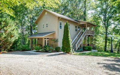 Cherokee County Single Family Home For Sale: 95 Remington Lane