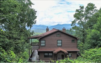Blairsville Single Family Home For Sale: Moon Ridge