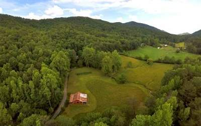 Blue Ridge Single Family Home For Sale: 2683 Weaver Creek Road
