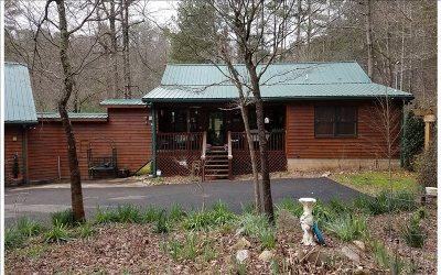 Ellijay Single Family Home For Sale: 475 Fir Lane