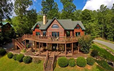 Blairsville Single Family Home For Sale: 801 Arrowood Landing