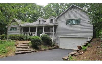 Blairsville Single Family Home For Sale: 205 Walnut Springs Road