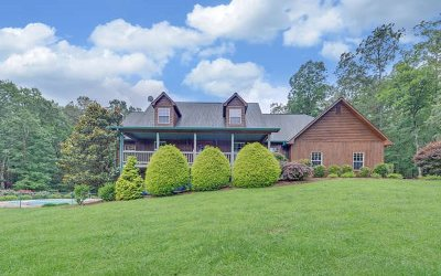 Blairsville Single Family Home For Sale: 348 Poteete Creek Road