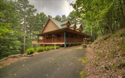 Ellijay Single Family Home For Sale: 26 Estates Drive