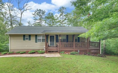 Blairsville Single Family Home For Sale: 750 Woodland Dr
