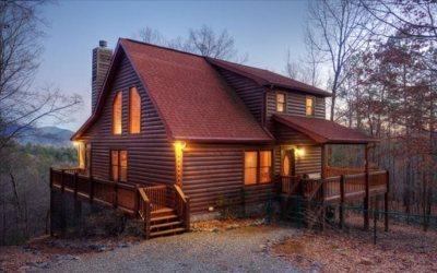 Ellijay Single Family Home For Sale: 280 Trails End Ridge