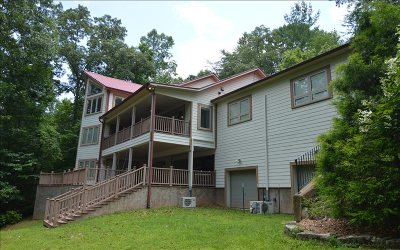 Blairsville Single Family Home For Sale: 252 Creekmont Drive