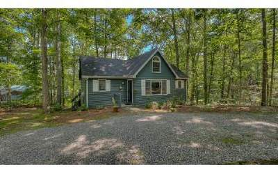 Blairsville Single Family Home For Sale: 176 Zion Way
