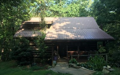 Ellijay Single Family Home For Sale: 476 Greenfield Road