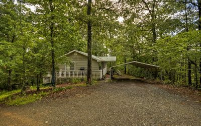 Blue Ridge Single Family Home For Sale: 5173 Old Highway 76