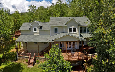 Blairsville Single Family Home For Sale: 644 Mull Valley Road