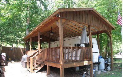 Ellijay Single Family Home For Sale: 44 First Street