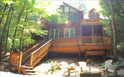 Ellijay Single Family Home For Sale: 421 Dobson's View Road