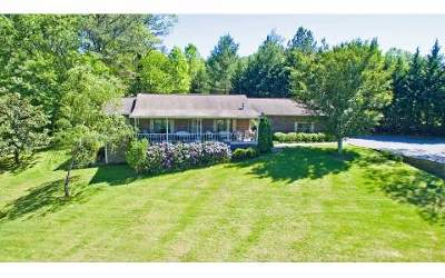 Hiawassee Single Family Home For Sale: 1144 Bearfoot Road