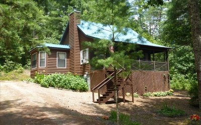 Blairsville Single Family Home For Sale: 60 Carroll Rd.