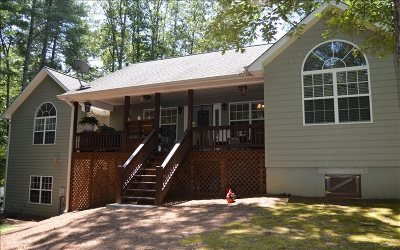 Blairsville Single Family Home For Sale: 138 Arrowood Landing