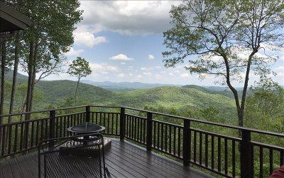 Ellijay Single Family Home For Sale: 1012 Walnut Ridge