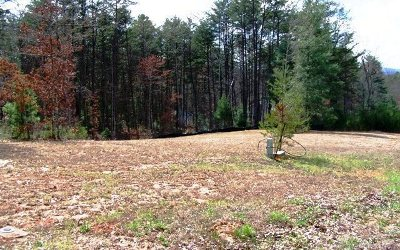 Blairsville Residential Lots & Land For Sale: Lot 7 Lance Crossing Road