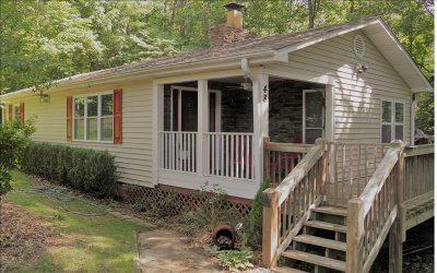 Blairsville Single Family Home For Sale: 48 Merritt Drive