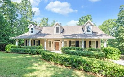 Hayesville Single Family Home For Sale: 278 Eagles View Drive