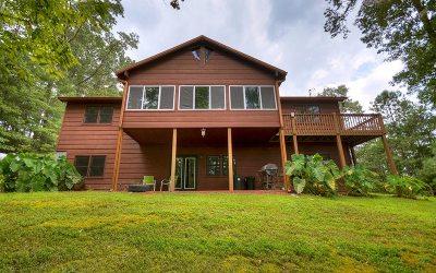 Ellijay Single Family Home For Sale: 215 Lyric Lane