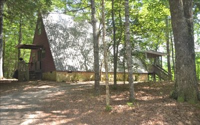 Blue Ridge Single Family Home For Sale: 94 Mountain Creek Road