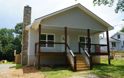 Blue Ridge Single Family Home For Sale: E Second St
