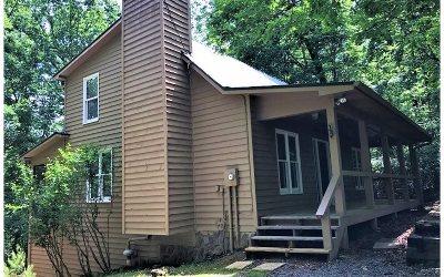 Ellijay Single Family Home For Sale: 276 Pine Ridge Rd