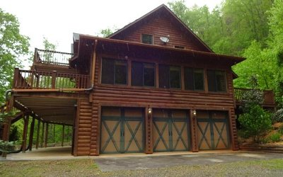 Hayesville Single Family Home For Sale: 550 Shiloh Trail
