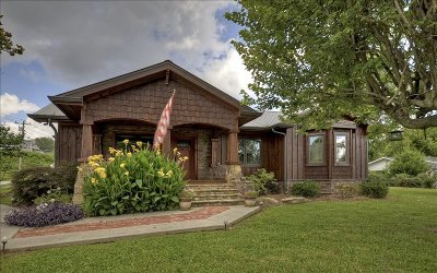 Blue Ridge Single Family Home For Sale: 85 Ada Street