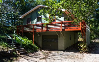 Hiawassee Single Family Home For Sale: 1021 Happy Hollow