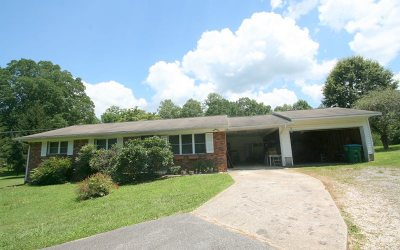 Andrews Single Family Home For Sale: 4858 Pisgah Road