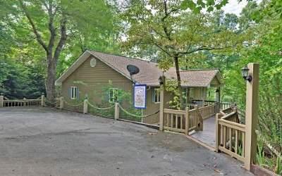 Blairsville Single Family Home For Sale: 1066 Gibbs Rd