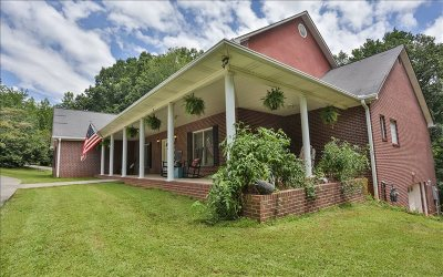 Ellijay Single Family Home For Sale: 186 Berry Hill Rd