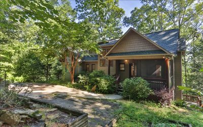 Ellijay Single Family Home For Sale: 256 Chancel Circle