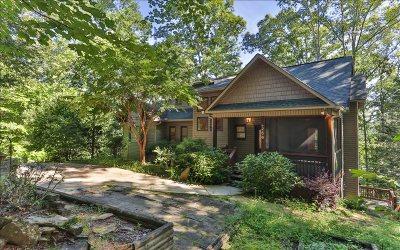 Ellijay Single Family Home For Sale: 256 Chancel Circle