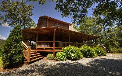 Blue Ridge Single Family Home For Sale: 530 Weaver Creek Way