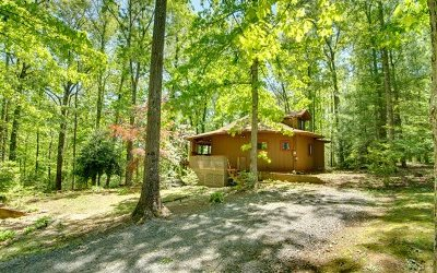 Blue Ridge Single Family Home For Sale: 15 Trails End Run