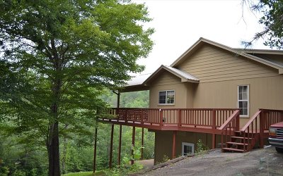Hiawassee Single Family Home For Sale: 2288 Bill Brown Cove