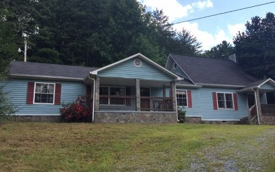Ellijay Single Family Home For Sale: 1190 N Old Hwy 5