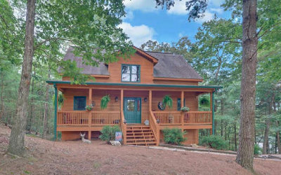 Ellijay Single Family Home For Sale: 155 Cherokee Trail